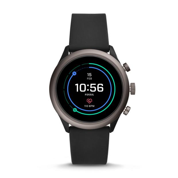 Smartwatch von Fossil mit Snapdragon 3100