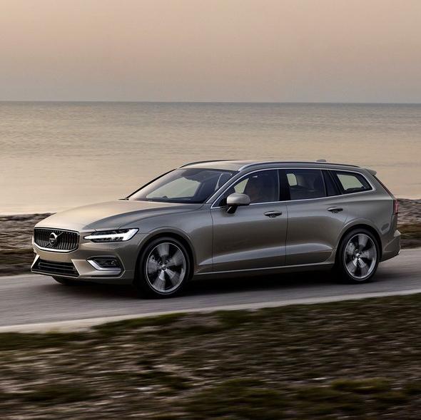 Volvo V60 T5 (250 PS) - mtl. 369€, LF 0,53, 24 / 36 Monate od. Volvo V60 D4 für mtl. 333€, LF 0,57 [Privat- & Gewerbeleasing] *UPDATE* jetzt mtl. 226,05€ (netto) für Gewerbekunden