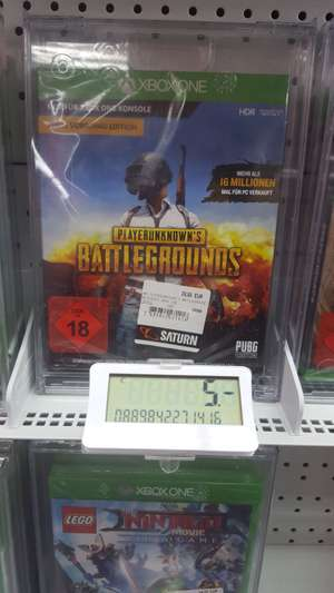 [Lokal Saturn Darmstadt] Pubg Xbox One (Game Preview Edition)