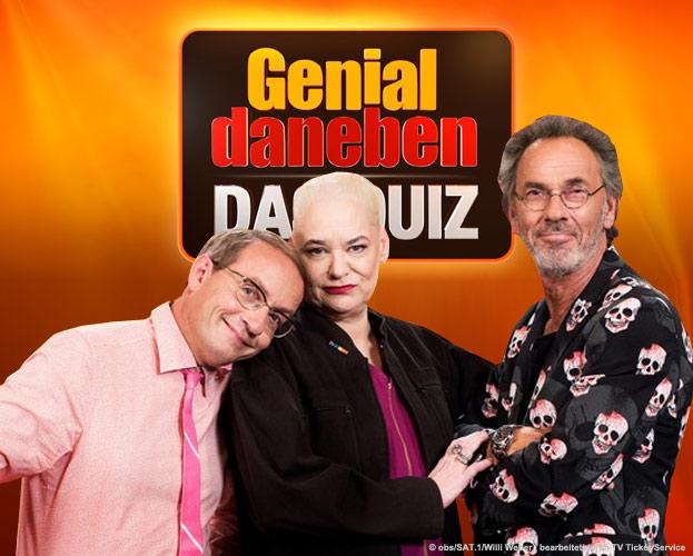 Köln : Genial daneben - Das Quiz - Freikarten :Januar & Februar