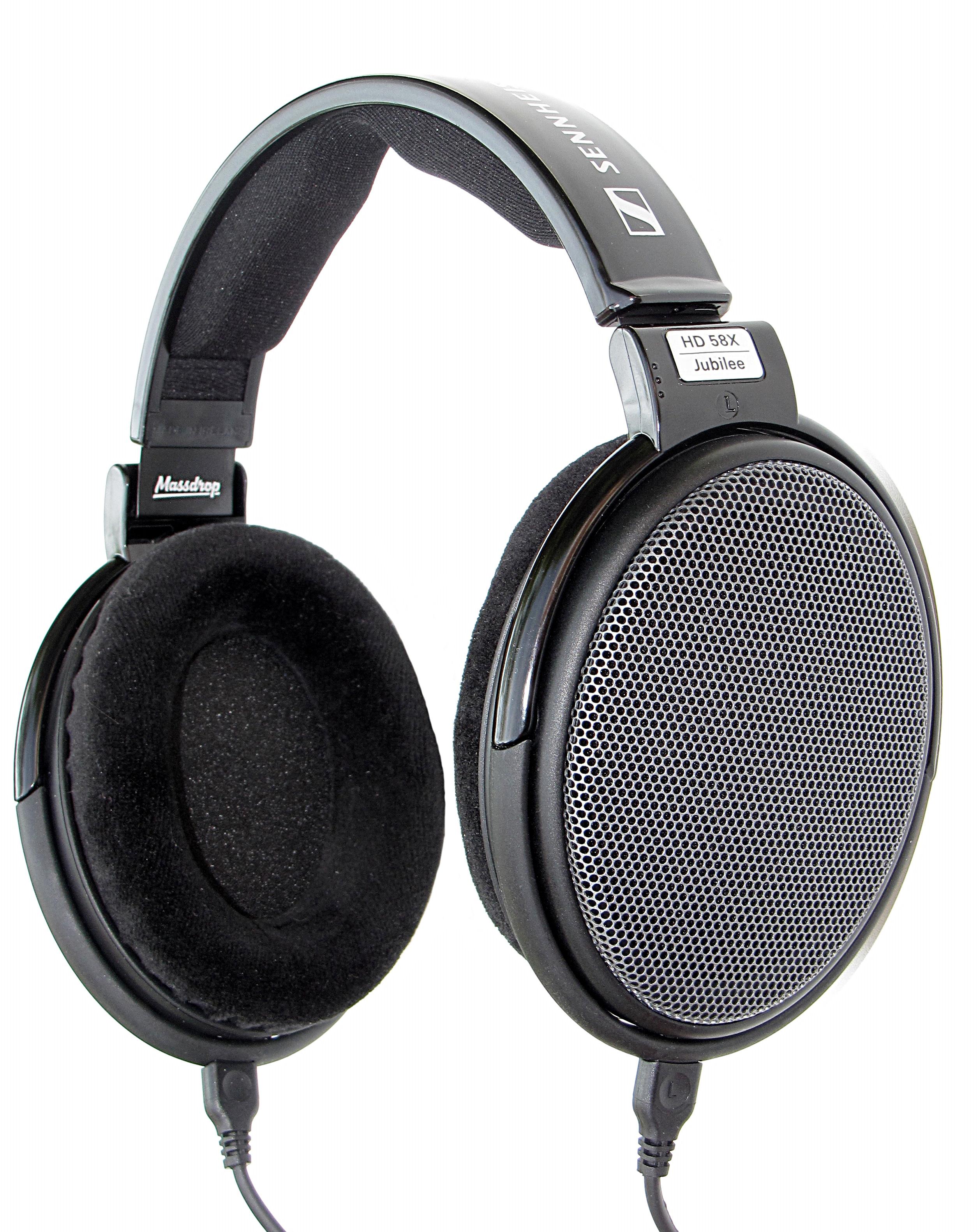 Massdrop Sennheiser HD 58X Jubilee Kopfhörer günstiger Einstieg in die HD 600er Serie