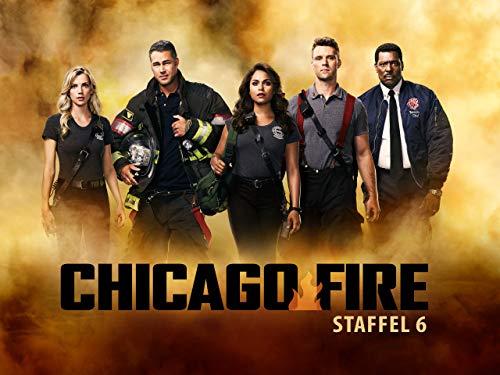 Amazon Prime Video - Chicago Fire Staffel 6 - HD - Deutsch