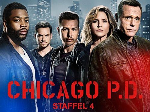 Amazon Prime Video - Chicago PD Staffel 4 - HD - Deutsch