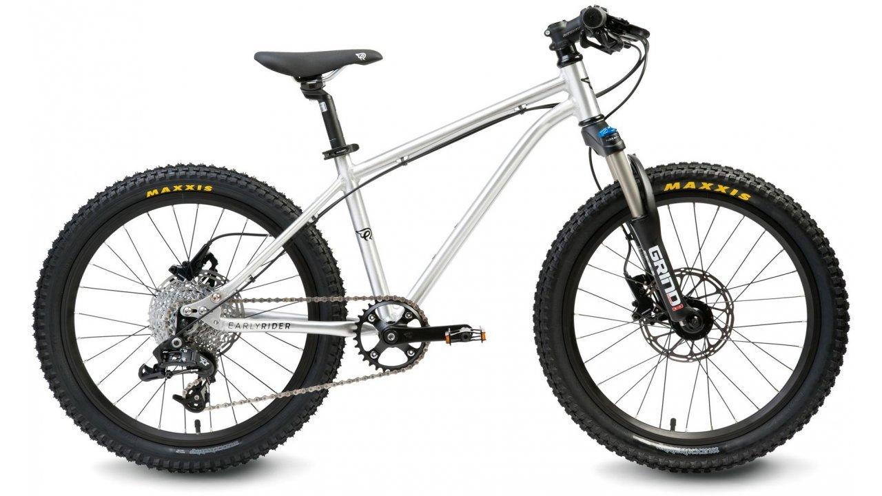 """Early Rider Hellion Trail 20"""", 9.3kg 9-Gang, Federgabel 65mm, Scheibenbremsen (Sammeldeal)"""