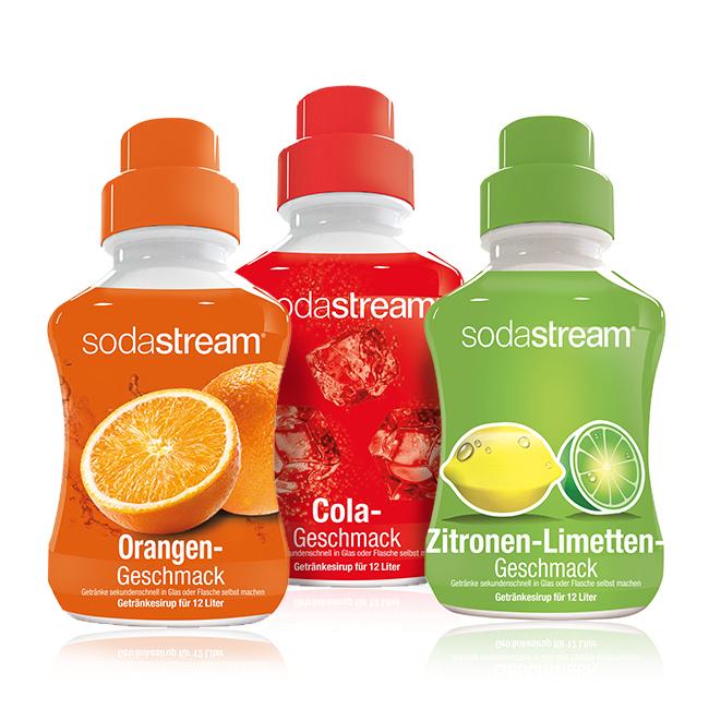 [Kaufland bundesweit] Soda Stream Sirup in diversen Sorten