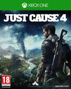 Just Cause 4 (Xbox One & PS4) inkl. Fast & Furious 8 (Blu-ray) für je 36,69€ (Amazon UK)