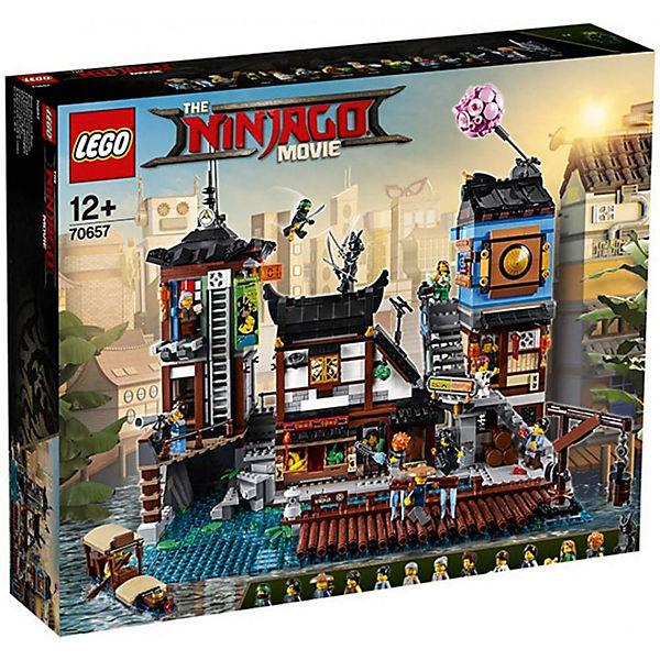 [MyToys+Paydirekt] Lego Diverse Sets. Z.B. LEGO 70657 Ninjago: City Hafen