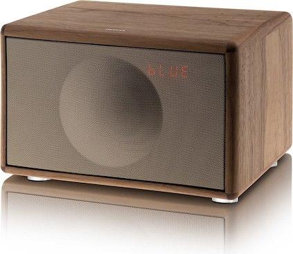 Geneva Classic S HiFi-System mit UKW / DAB+ Radio und Bluetooth (AUX, Fernbedienung, LED-Anzeige)