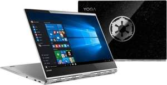 "Lenovo Yoga 920-13 Star Wars Empire Edition (13.9"", UHD IPS Touch, i5-8250U, 8GB RAM, 256GB M.2 PCIe-SSD, 1x USB 3.0, 2x Thunderbolt, Win10)"
