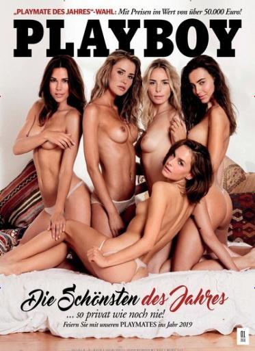 Playboy Abo (12 Ausgaben) für 78 € mit 70 € Amazon-Gutschein oder 65 € Verrechnungsscheck