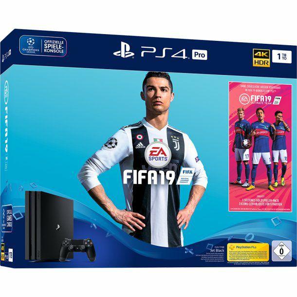 PS4 Pro 1TB FIFA 19 Bundle in Kombination mit Yello Strom oder Gas Vertrag [Yello]