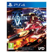 Raiden V: Director's Cut  [PlayStation 4]