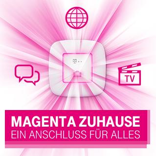 Telekom MagentaZuhause M & L (Young) (MagentaTV) ohne Router aber mit Netflix