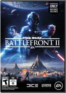 Star Wars: Battlefront 2 (PC-Origin) für 3.92€ (Amazon.com)