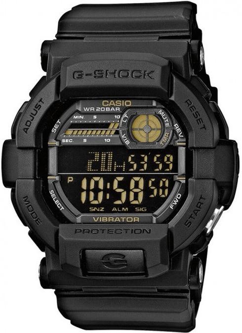 Casio G-Shock Herren-Armbanduhr GD3501BER (53,4mm x 50,8mm x 18,0mm (H x B x T))