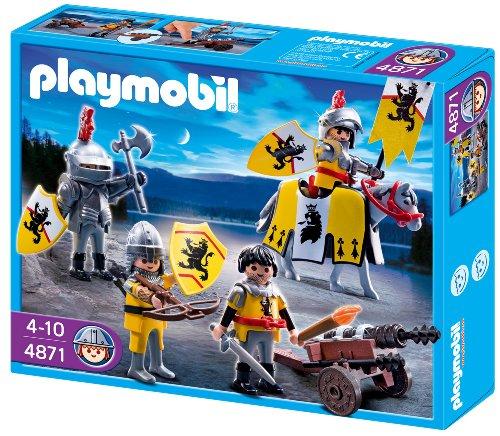 [Amazon] Playmobil 4871 - Löwenrittertrupp