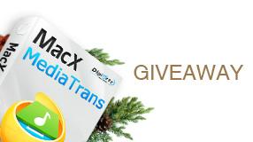 Zu Xmas: MacX MediaTrans Giveaway & iPhone XR, Apple Watch Gewinnspiel