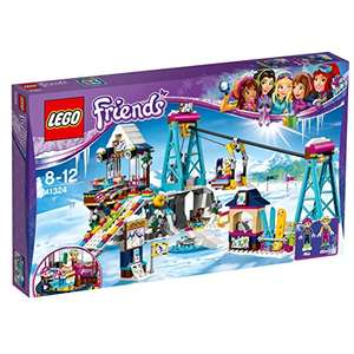 [Amazon.fr] LEGO Friends 41324 - Skilift im Wintersportort