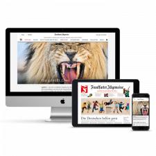 Frankfurter Allgemeine Zeitung + Sonntagszeitung digital – 4 Wochen GRATIS
