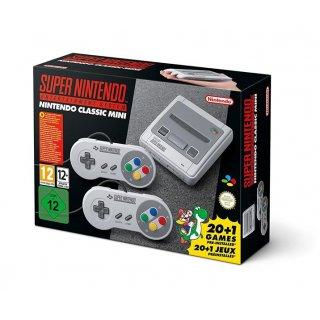 Nintendo Classic Mini SNES inkl. 21 Spiele Super Nintendo Entertainment System
