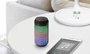 fontastic Limbo - Bluetooth Lautsprecher mit LED Lichtshow [Druckerzubehoer.de] - 3,97 € + 5,97 € VK