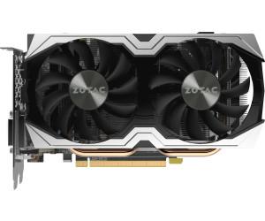 Zotac Geforce GTX 1070 Mini + Monster Hunter: World & Fortnite-Set für 299€ [Mediamarkt]