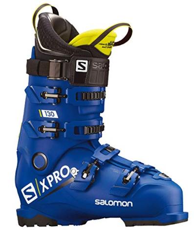 All-Mountin Skischue SALOMON X PRO 130 für 338 Euro (Modell 18/19) aus Italien