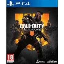 [Grenzgänger Niederlande] (Intertoys) Call of Duty Black Ops 4 (PS4 & Xbox One) für 29,99€