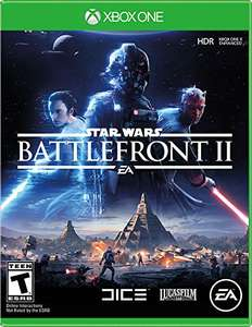 Star Wars Battlefront II (Xbox One Digital Code) für 8,71€ (Amazon US)