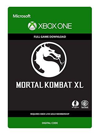 Mortal Kombat XL (Xbox One Digital Code) für 4,69€ (Xbox Store US Live Gold)
