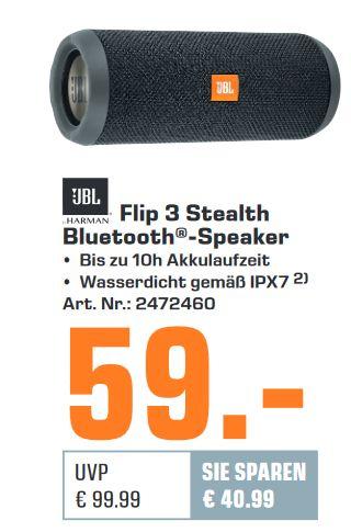 [Lokal: Hanau & Aachen] JBL Flip 3   Google Home Mini + Chromecast V3 für 55€   Samsung Gear S3 Frontier für 179€   MediaPad M5 für 299€