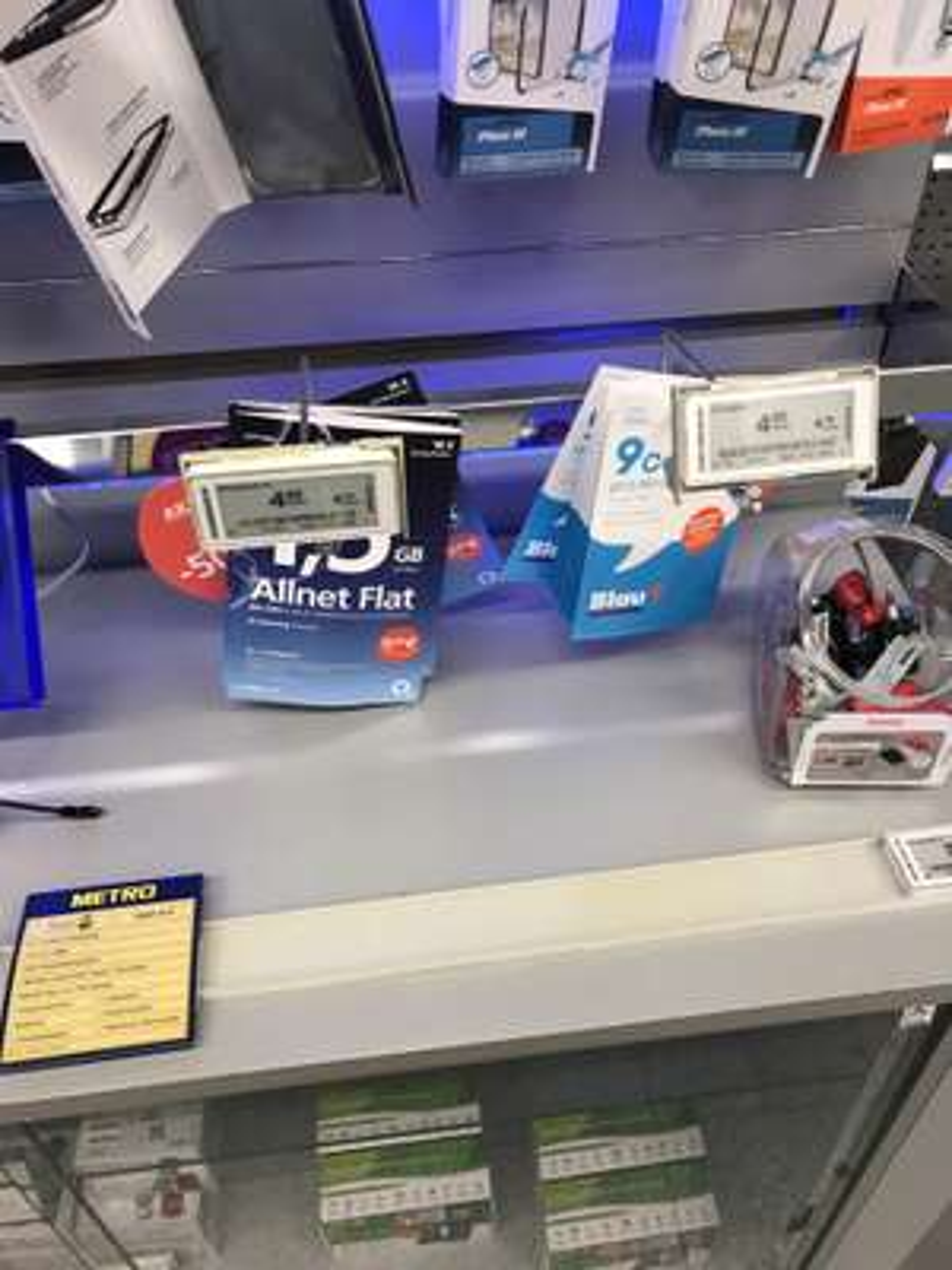 O2 und Blau Prepaid SIM im METRO Esslingen für 4€