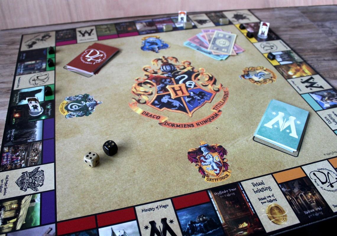 Harry Potter Monopoly kostenlos zum Ausdrucken