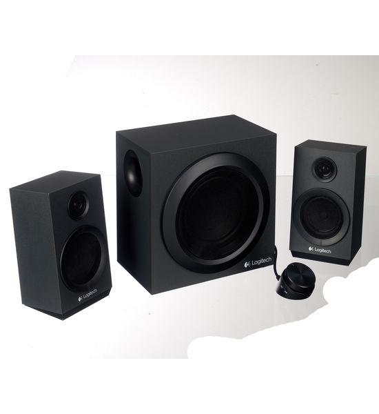 "Logitech Speaker System ""Z333"" [kik Filiallieferung]"