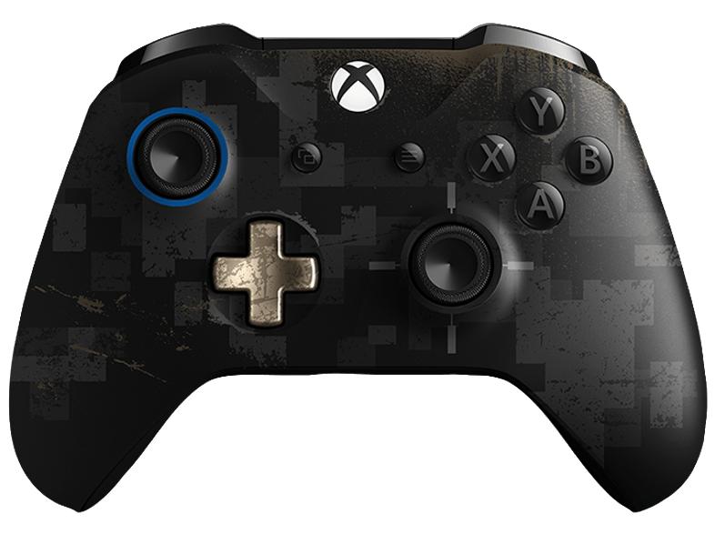 Xbox Wireless Controller PUBG LE inkl. Gears of War 4 + Playerunknown's Battlegrounds für 44€ [MediaMarkt]
