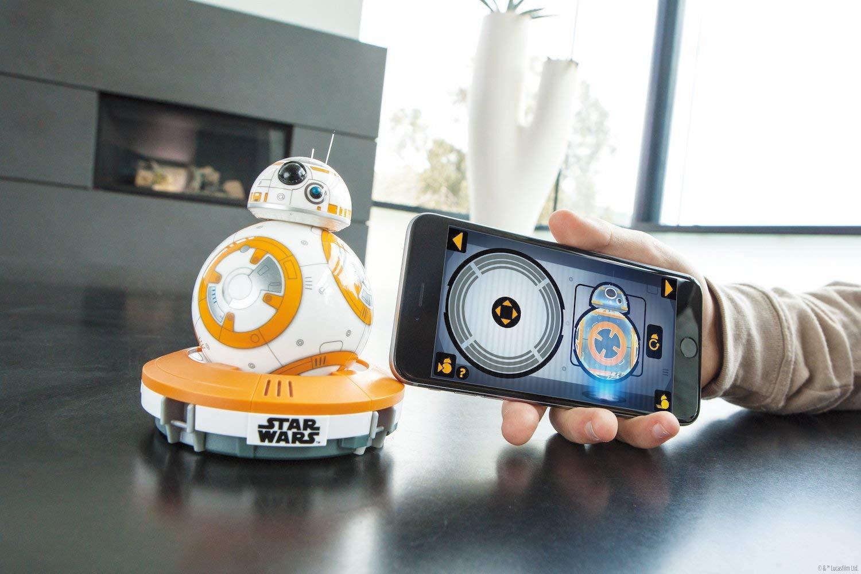 Star Wars BB-8 (Steuerung per Smartphone) Der kleine Schnelle ;) [kostenlose Lieferung]