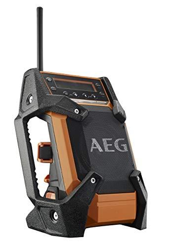"AEG BR 1218C Baustellen Radio ""Amazon"""
