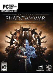 Mittelerde: Schatten des Krieges Gold Edition (Steam) für 8,82€ (CDkeys)