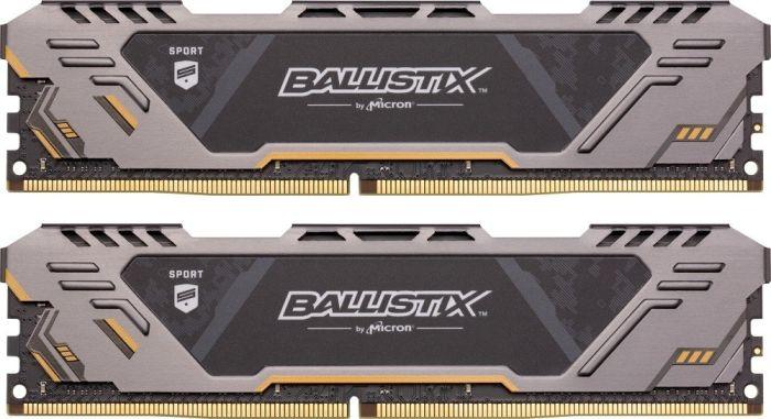 32GB Crucial Ballistix Sport AT DDR4 2666 CL16