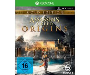 Gaming Sammeldeal beim Expert Gross-Umstadt z.B mit Assasins Creed Origins Gold Edition für 5€ (Lokal Expert Gross-Umstadt)