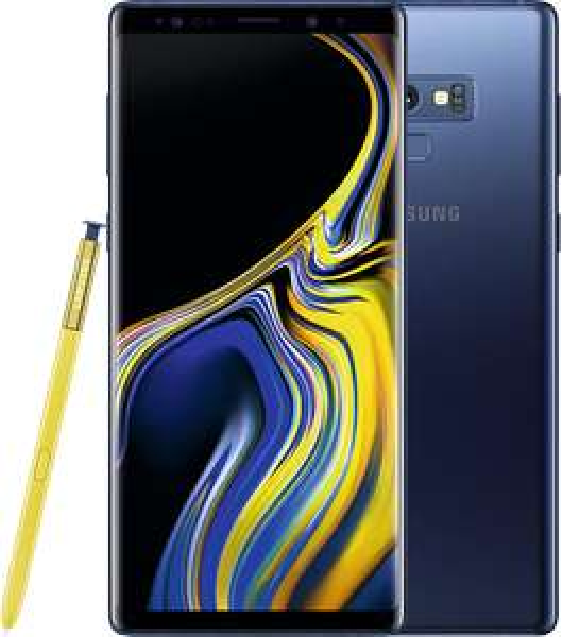 Samsung Galaxy Note 9 im Otelo Allnet-Flat Comfort Speed (6GB LTE) für 29,99€ / Monat (mtl. eff. 8,26€ nach Hardwareverkauf)
