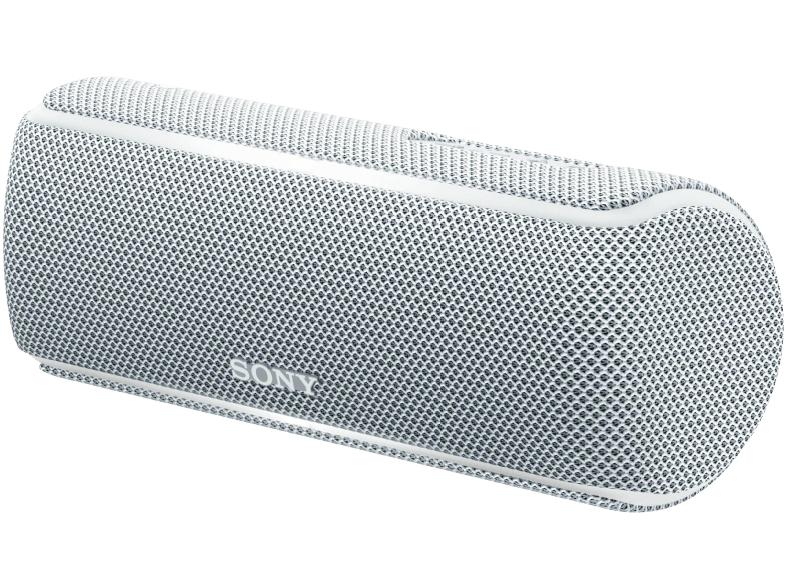 Sony SRS-XB21 Bluetooth Lautsprecher (Extra Bass, NFC, Wasserfest) für 49€ [Saturn / Amazon]