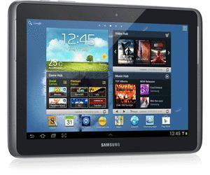 Samsung Galaxy Note 10.1 Wi-Fi 16GB grau @ electronic4you