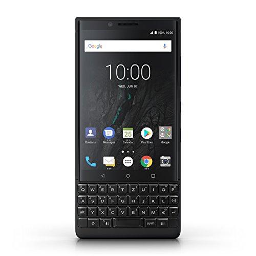 BlackBerry Key2 Dual Sim Smartphone,LTE, 6 GB RAM, 128 GB Speicher (Amazon)