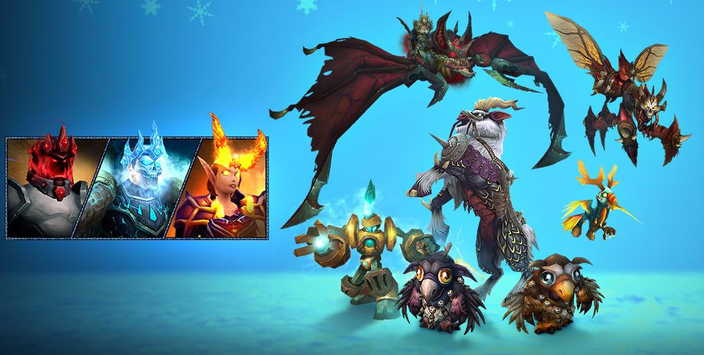 World Of Warcraft Reit Und Haustier Abschiedspaket Mydealzde