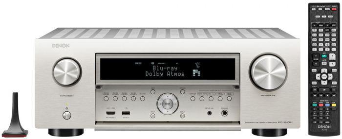 Denon AVC-X6500H aus UK, silber, umgerechnet unter 2.000,- €