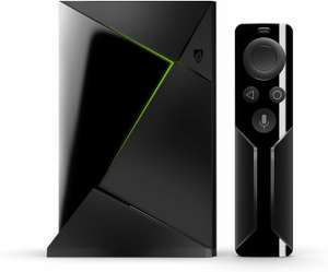 Nvidia Shield TV Media Streaming Player - 4K, HDR, 3GB RAM, 16GB eMMC mit Fernbedienung (144€ mit Coupon) bei (Amazon.it)