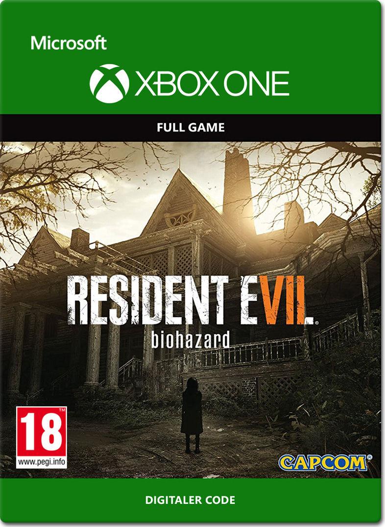 Resident Evil 7: Biohazard (Xbox One) für 9,13€ (Xbox Store TR Live Gold)