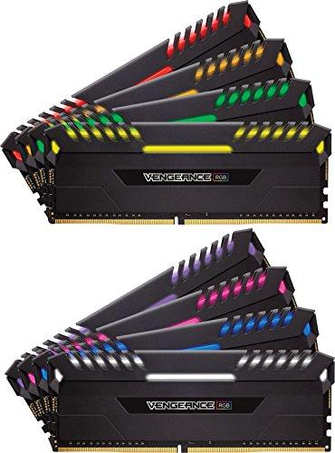 Corsair Vengeance RGB 64GB DDR4 2666MHz CL16