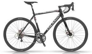 46% Rabatt auf COLNAGO Cyclo Cross Bike Shimano 105 & Disc Bremsen Gravel